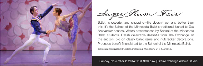 Sugar plum fair brochure
